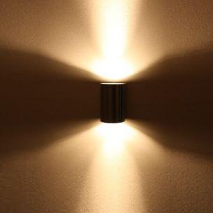 Aussenwandleuchte  für tollen Licht-Effekt