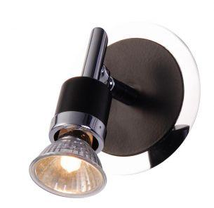 Wandstrahler,1 flammig, mit GU10 Leuchtmittel, auch LED und Energiespar  geeignet