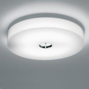 Aussen oder Innen - Wand oder Decke - Design-Leuchte Button von Flos in 2 Farben