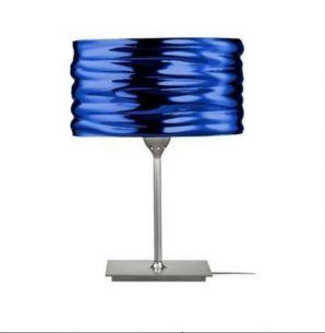 blau, metallic