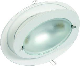 Decken-Einbaustrahler für den Innenbereich - Lampenfassung einstellbar auf 70W oder 150W