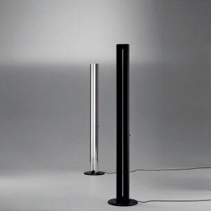 Artemide MEGARON TERRA Stehleuchte in Aluminium glänzend oder Schwarz