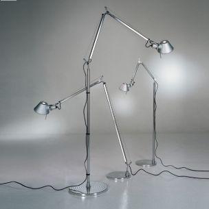 Artemide TOLOMEO TERRA LED - in Aluminium 10W 480 lm LED 3900°K