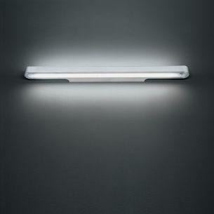 Artemide Talo Parete 150 in Weiß oder Silbergrau wählbar, inkl. 80 Watt Leuchtmittel, 3000K warmweiß