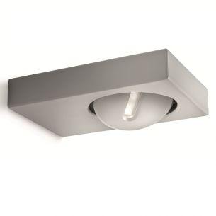 Moderne LED-Wandleuchte für den Aussenbereich - Aluminium - Variable Ausrichtung des Lichts