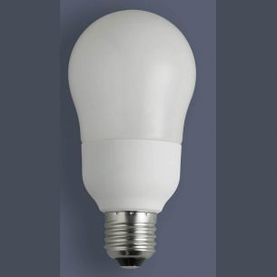A60 E27 Energiesparlampe 15W = 60W