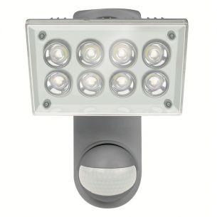 aluminiumfarben, LED kaltweiß