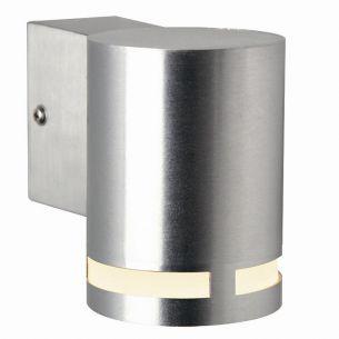 Aussenwandleuchte aus Aluminium 1-Spot