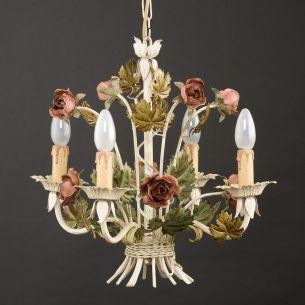 kronleuchter florentiner glas pendelleuchte modern. Black Bedroom Furniture Sets. Home Design Ideas