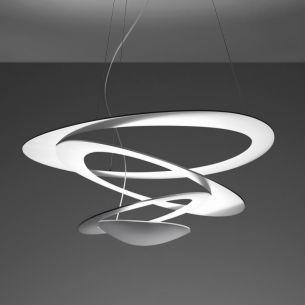 Artemide PIRCE MINI SOSPENSIONE LED - 44 Watt mit warmweißem Licht, 3000K