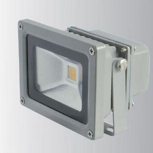High Power LED-Flutlichtstrahler 10W kaltweiß 6500K,  700lm