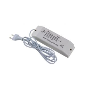 LED-Vorschaltgerät 60W 12V mit Steckerzuleitung RGB-geeignet
