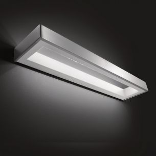 LED-Wandleuchte Jocy in Nickel-matt, Länge 23cm, 6Watt 6x 1 Watt, 23,00 cm