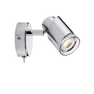 LED-Strahler in Chrom inklusive 3.5W GU10 LED