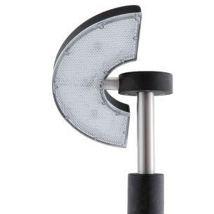 schwarz, A++/A+/A, pulverbeschichtet, LED Lampen