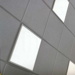 LED-Deckenleuchte mit Kantenlänge 30cm oder 40cm IP44