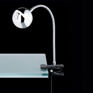 silber, Chrom, LED warmweiß