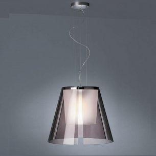 Sehr hochwertige Pendelleuchte mit gefärbtem Leuchtenschirm-Design-geschützt