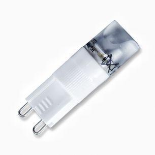 QT 14 LED Halopin 2W G9, warmweiß