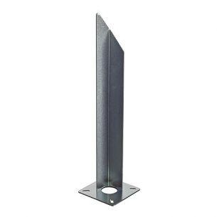 Erdspieß aus Stahl verzinkt