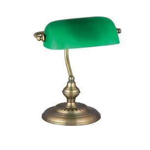 grün/gold antik