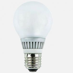 E27, LED 7 Watt , 2700K, innen mattiert