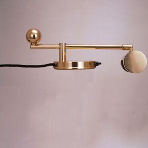 TECNOLUMEN, De Stijl Klavierleuchte, Design Niederlande um 1928