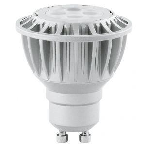 QPAR 51, GU10 LED, 6,5 Watt, 3000K warmweiß, dimmbar