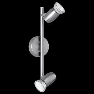 Schlichter LED-Balken - modernes Design - inklusive LED-Leuchmittel