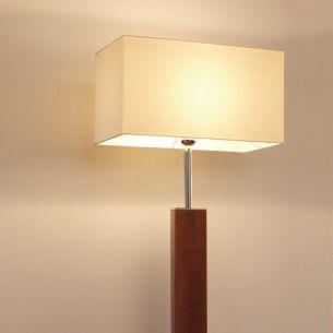 stehleuchten stehlampen mit holz wohnlicht. Black Bedroom Furniture Sets. Home Design Ideas