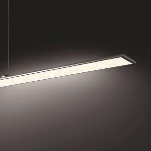 Arbeitsplatz LED-Pendelleuchte ohne Blendwirkung - neutralweiß, 1650 Lumen, 4000°K