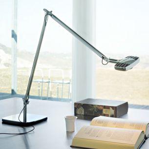 Schreibtischleuchte OTTO WATT Mirror von LUCEPLAN mit zeitgemäßer LED-Bestückung - Dimmbar