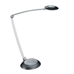 LED-Schreibtischleuchte - Schwenkbar - Inklusive Sensordimmer - Inklusive LED 1 x 7 Watt - 4500 Kelvin