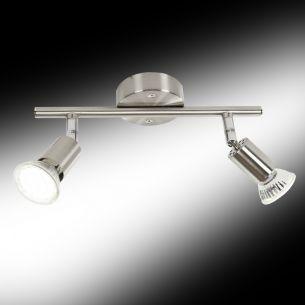 2x 3 Watt, A - C, LED Lampen
