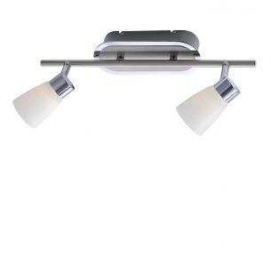 LED-Leuchte mit modernster LED-Technik, inklusive LED-XMO® Modul 2x5Watt , warmweiße Lichtfarbe, 3000°K
