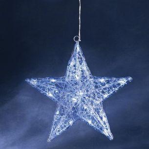 LED Weihnachtsbeleuchtung Stern für Innen, hochwertiges Qualitätsprodukt