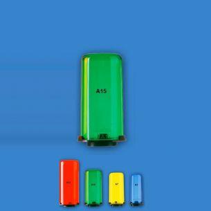 Farbfilter für die Kugelleuchten MOONLIGHTS