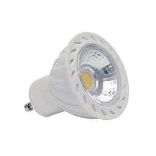 GU10, QPAR51, LED 7 Watt , 2800°K, 500lm, COB, Energieeffizienzklasse A+