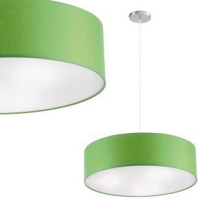 Stoffschirm shade 40cm decke oder pendel m glich wohnlicht for Stofflampe decke