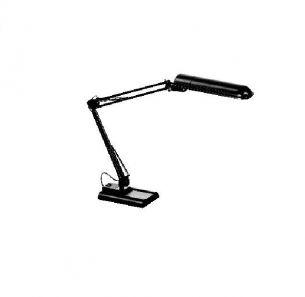 Schreibtisch-Funktionsleuchte mit  Standfuß mit Standfuß