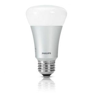 Einzelpack  1 HUE-Lampe E27  Weiß und farbig