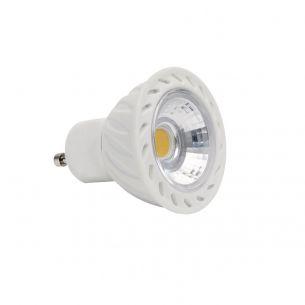GU10 LED 7 Watt, dimmbar, QPAR 51, Ersatz für 42 Watt Halogenlampen