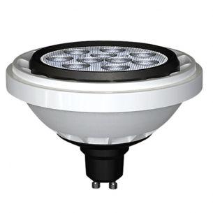 GU10, QPAR 111 LED Haled 13 Watt, 24°, dimmbar, 2700 Kelvin