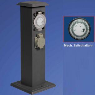 2- fach- mit Zeitschaltuhr