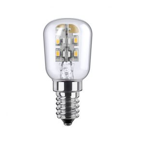CO26 LED, 2,2 Watt, E14, klar, Kühlschranklicht, 2600 Kelvin dimmbar