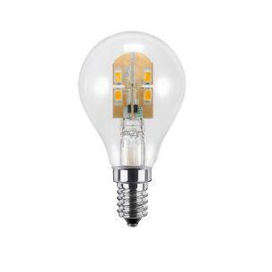 D45 LED  3,5W  E14 klar  Tropfen dimmbar 1x 3,5 Watt, 25,00 Watt, 250,0 Lumen, klar