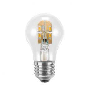 D45 LED  3,5 Watt  E27 klar Tropfen dimmbar 1x 3,5 Watt, 3,5 Watt, 25,00 Watt, 250,0 Lumen