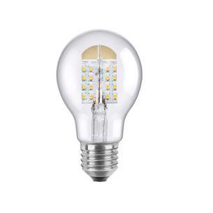 A60 LED  4,7W  E27  2200K klar dimmbar 1x 4,7 Watt, 28,00 Watt, 300,0 Lumen, klar