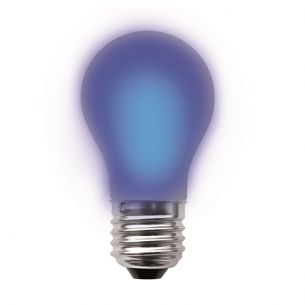 A60 LED  in blau, dimmbar 1x 3,2 Watt, blau, 3,2 Watt