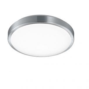 LED-Deckenleuchte mit Nachtlichtfunktion und Farbtemperaturwechsler per Fernbedienung - Lichtfarbe 3000 - 5500°K anwählbar